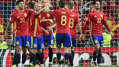 المنتخب الإسباني سيستبعد من كأس العالم 2018