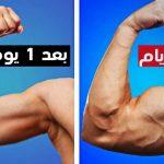 طرق جديدة ومبتكرة لزيادة عضلة البايسبس في فترة قصيرة