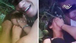 فيديو صادم لشاب يحاول اغتصاب قاصر و صديقه يقوم بتصويره