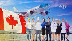 عاجل كندا تعلن فتح باب الهجرة بدون اشتراط عقد عمل أو لغة