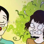 علاج رائحة الفم الكريهة بمكون طبيعي واحد فقط